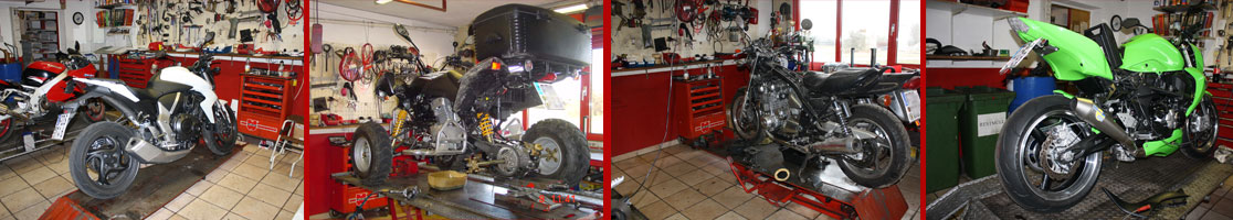 Zweirad Zimmermann Werkstatt Termin